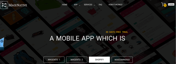 What is the best open source mobile app for e-commerce? - Quora