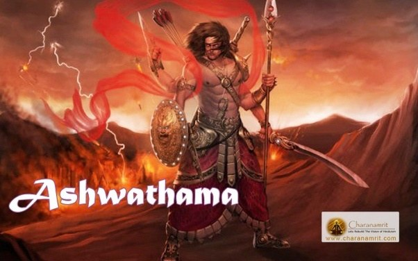 What Was The Mani On The Forehead Of Ashwathama Called