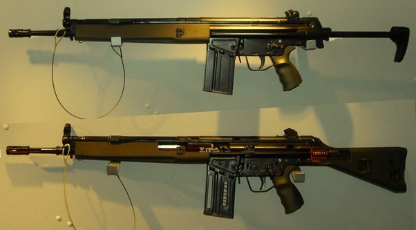 How combat-effective was the G3 rifle? What were its drawbacks and