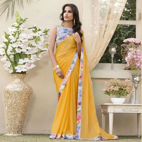 What Is The Difference Between Designer Saree And Normal Saree