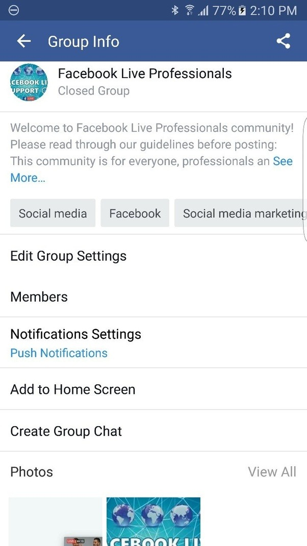 Facebook live group chat-9592