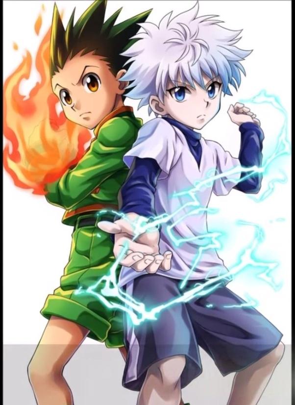 gon x killua - Google Search | Hunter anime, Hunter x