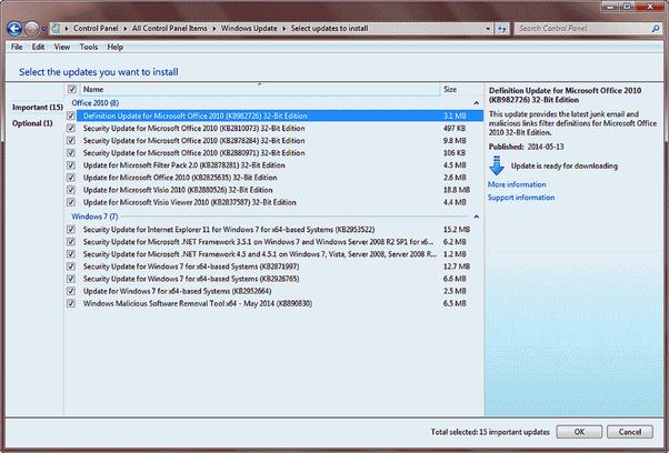 Windows 7 keeps updating garmin map updater updating device software