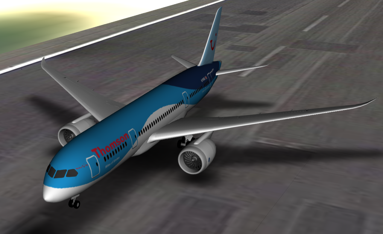 What Enables A Planes Nose To Be Moved Up And Down When In Flight Ailerons Control The Roll Of An Airplane For Purposes This Question I Hopped Into Boeing 7878 On My Simulator So Lets Have Some Fun