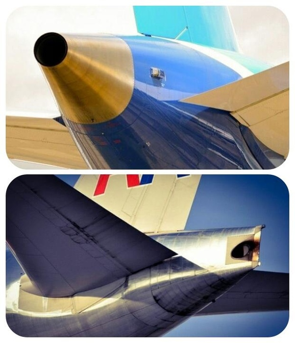 What is the major difference between Airbus and Boeing aircraft