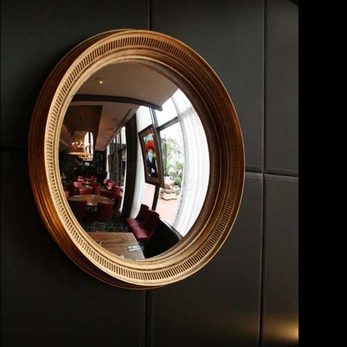 Where Are Convex Mirrors Used In Daily Life Quora