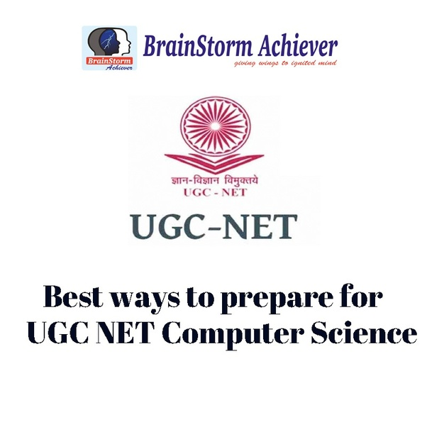 What are the best ways to prepare for UGC NET (computer
