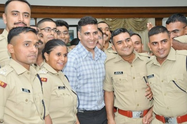 What Is The Hair Style Of An Ips Officer During Training Quora