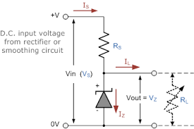 In what circuit zener diode is used and why? - Quora
