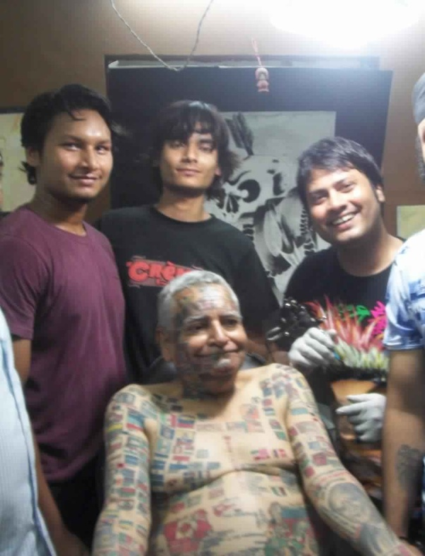 Which Is The Best And Cheap Tattoo Shop In Delhi Quora