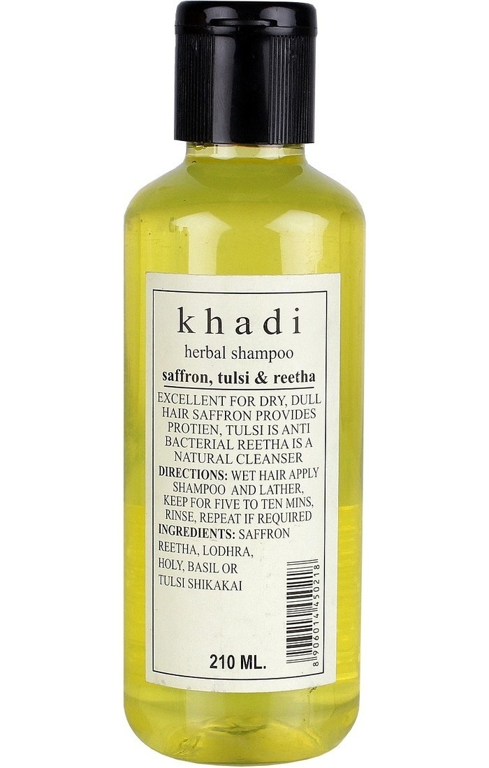 Which Is The Best Khadi Natural Shampoo For An Oily Scalp