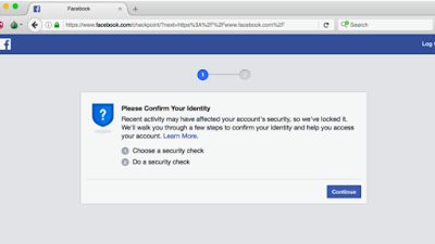 How to recover my Facebook account without submitting any