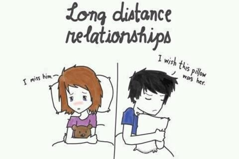 What does a long distance relationship feel like? - Quora