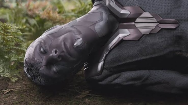 Why didn't Vision appear in Avengers: Endgame? - Quora