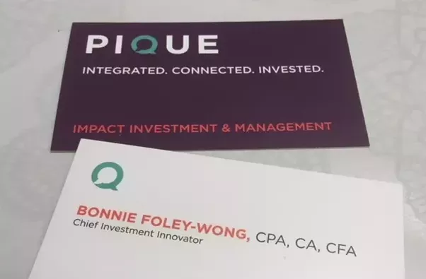 Is a cfa valuable in canada quora whereas i didnt bother including my designations on my business card as an auditor or investment banker i have them in my linkedin profile and on my pique colourmoves Choice Image