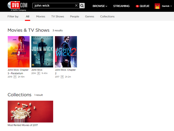 Is John Wick 3 on Netflix? - Quora