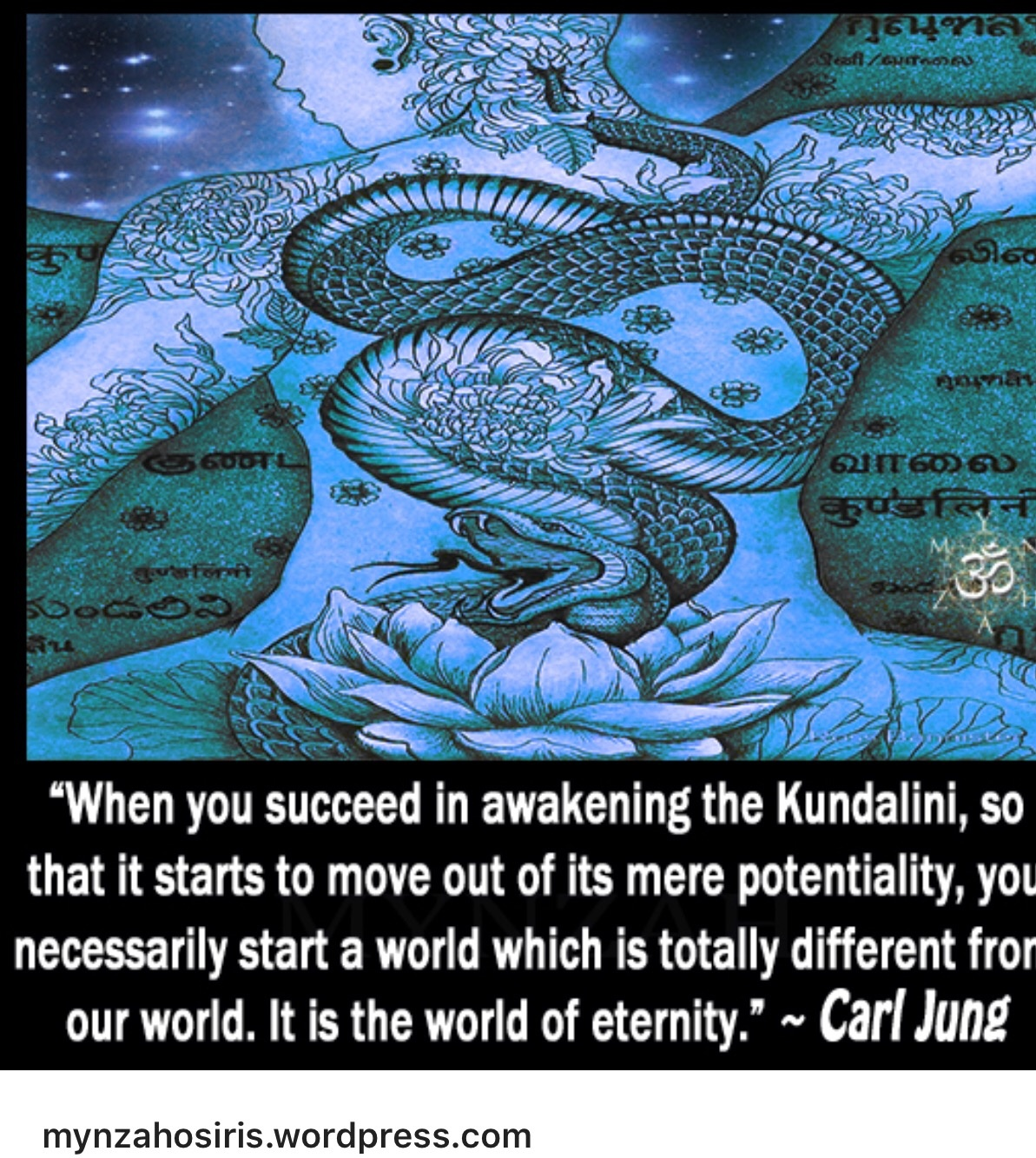 Is one chosen to be awaken? Is Kundalini up to free will, or is it