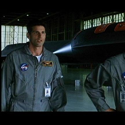 What is NASA pilot tucker first name in Armageddon? - Quora