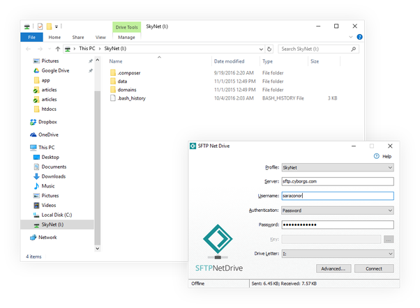 save and manage multiple connection profiles - As400 Computer System