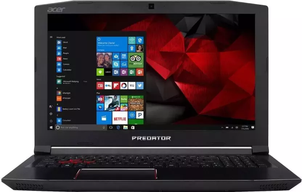 Which is the best gaming laptop with an Nvidia 1060 graphics card