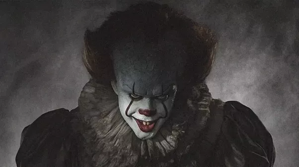 what is the name of the clown in the movie it what is that name s