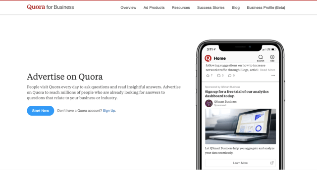 How do Quora ads work? Who can advertise? What are the pricing plans? -  Quora