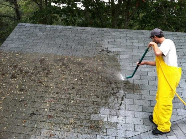 How to kill lichen on my roof Quora – Lichen Removal From Roof Shingles