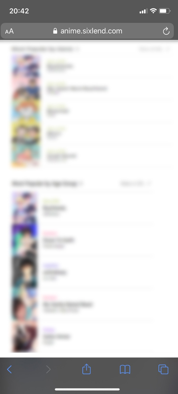 To webtoons places read Top 6