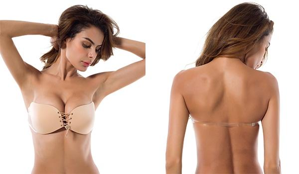 f304da34e47 What bra should I wear with a halter dress  - Quora