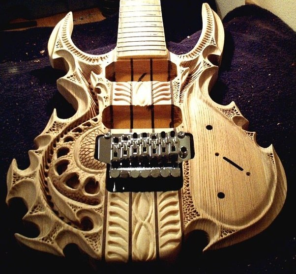 Could diy guitars built from kits sell quora from beyond custom guitars solutioingenieria Gallery