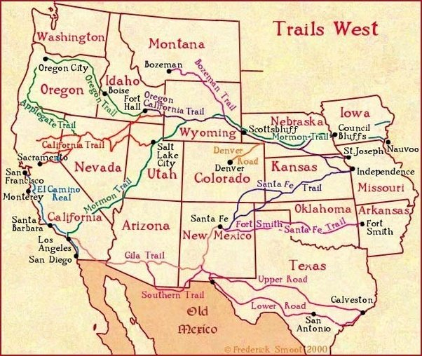 How did the United States road system develop over the last 200 ...
