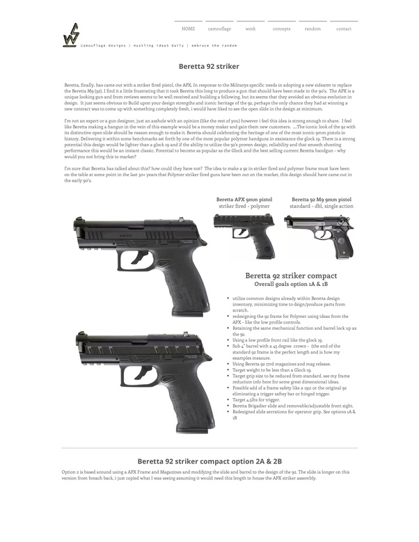 Is the Beretta M9 flawed in any way? - Quora