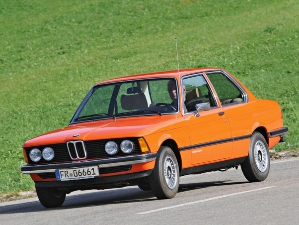 When was the first BMW 3 series made? - Quora