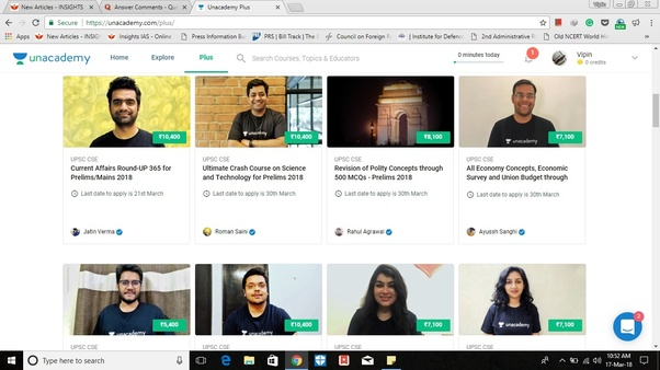 When it comes to its content, is Unacademy overrated when