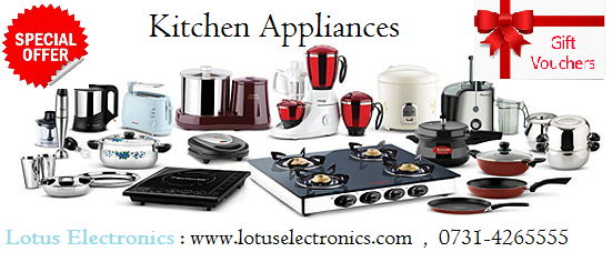 We At Lotus Electronics Store Provides Best Quality Of Products.all Top  Brands Are Available. Here You Can Get Best Quality Products Of Kitchen  Appliances .