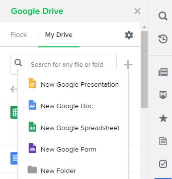 how to grant permission in google drive