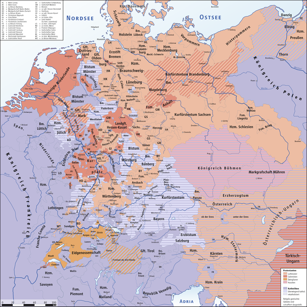 thus bavaria was one of the few major german powers to remain roman catholic though some smaller regions that eventually were incorporated into the later