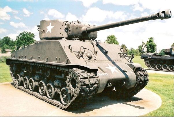 How many Sherman tanks did it take to take out a Tiger tank