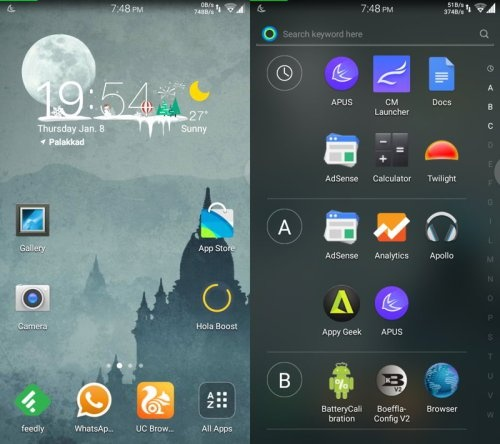 Hola theme and wallpaper launcher is a tiny, simple and powerful launcher to make your android look great .This app has thousands of new themes and ...