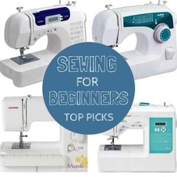 Top 10 Best Beginner Sewing Machines  Good Beginer Sewing Machine