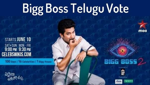 Why can't I see voting for the Bigg Boss Telugu on my Google
