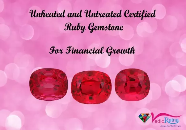 pear evidence carat red rubi of shape gemstones gemstone heat ruby no enhancement