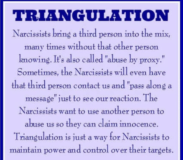 Is a narcissist aware of their manipulations most of the