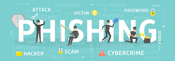 What is phishing and how can it be done to hack a gmail