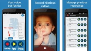 Which is the best app for a voice changer? - Quora