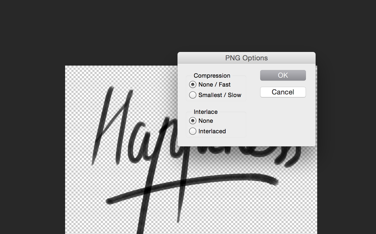 How to save a 32 bit PNG in Photoshop CS5 with alpha channel - Quora