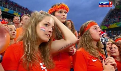 Girls netherlands sexy The Uniqueness