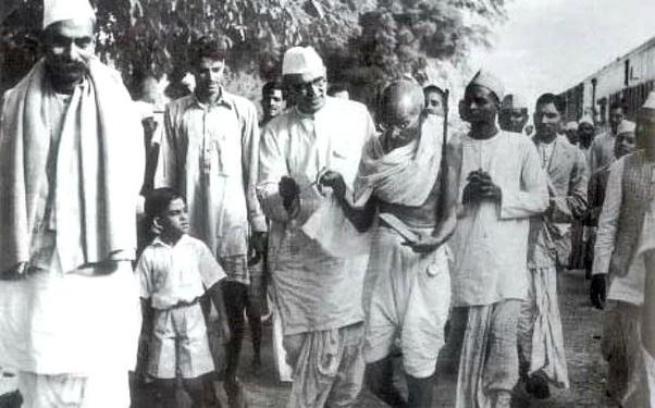 rajendra prasad freedom fighter