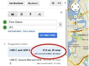 How Does Google Maps Show Real Time Traffic Quora