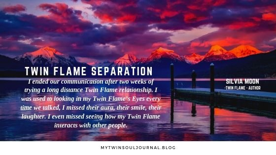 Twin Flame Etheric Connection